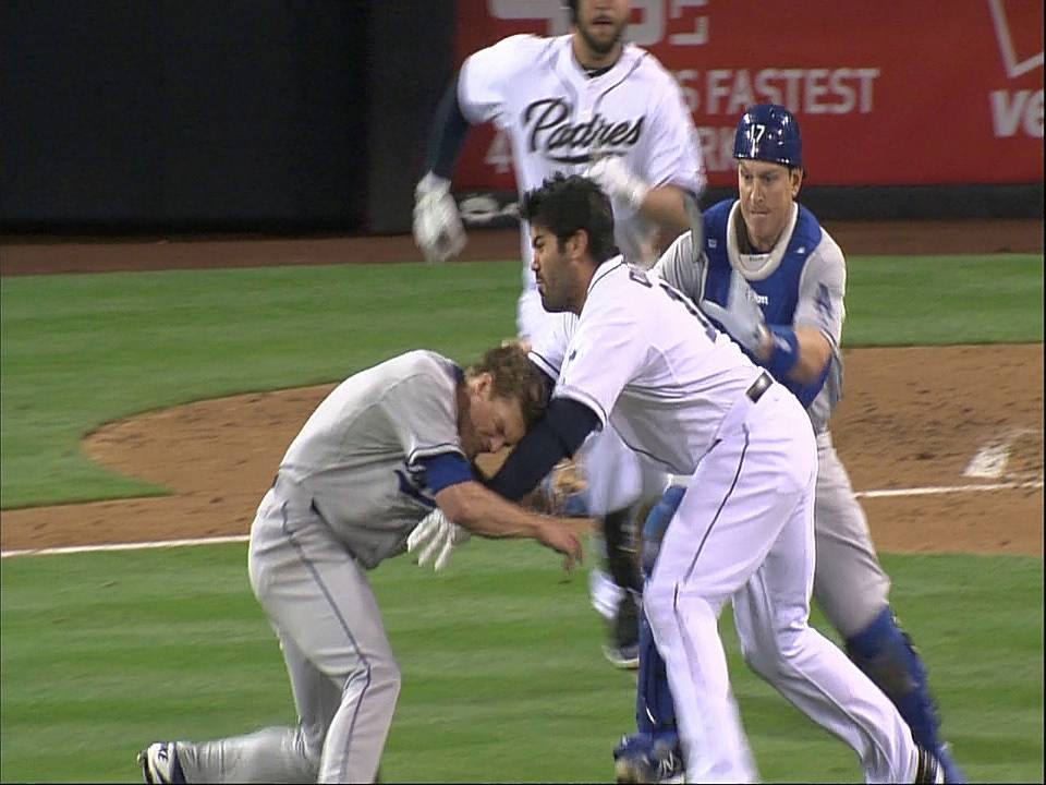 Zack Greinke Dodgers Brawl The fallout from that brawl