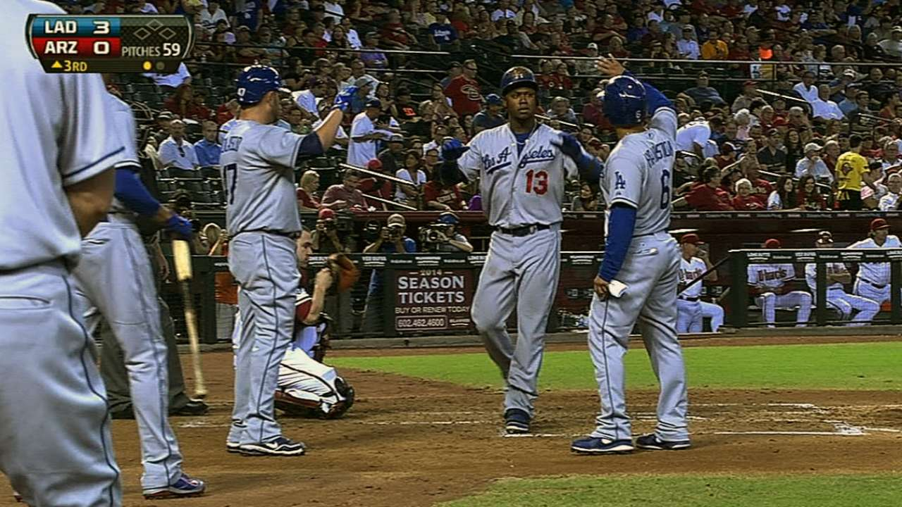 With Kershaw locked up, what about Hanley?