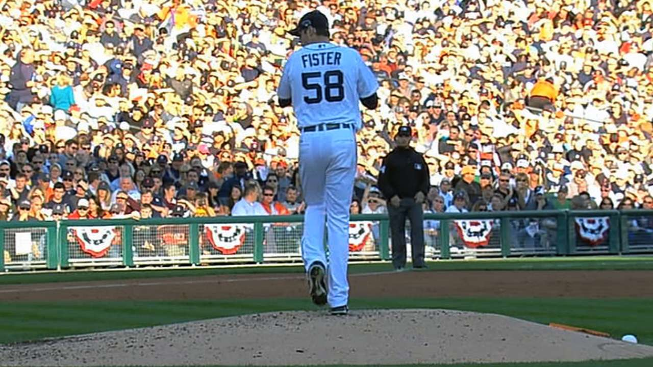 With quick release, Krol on Tigers' fast track