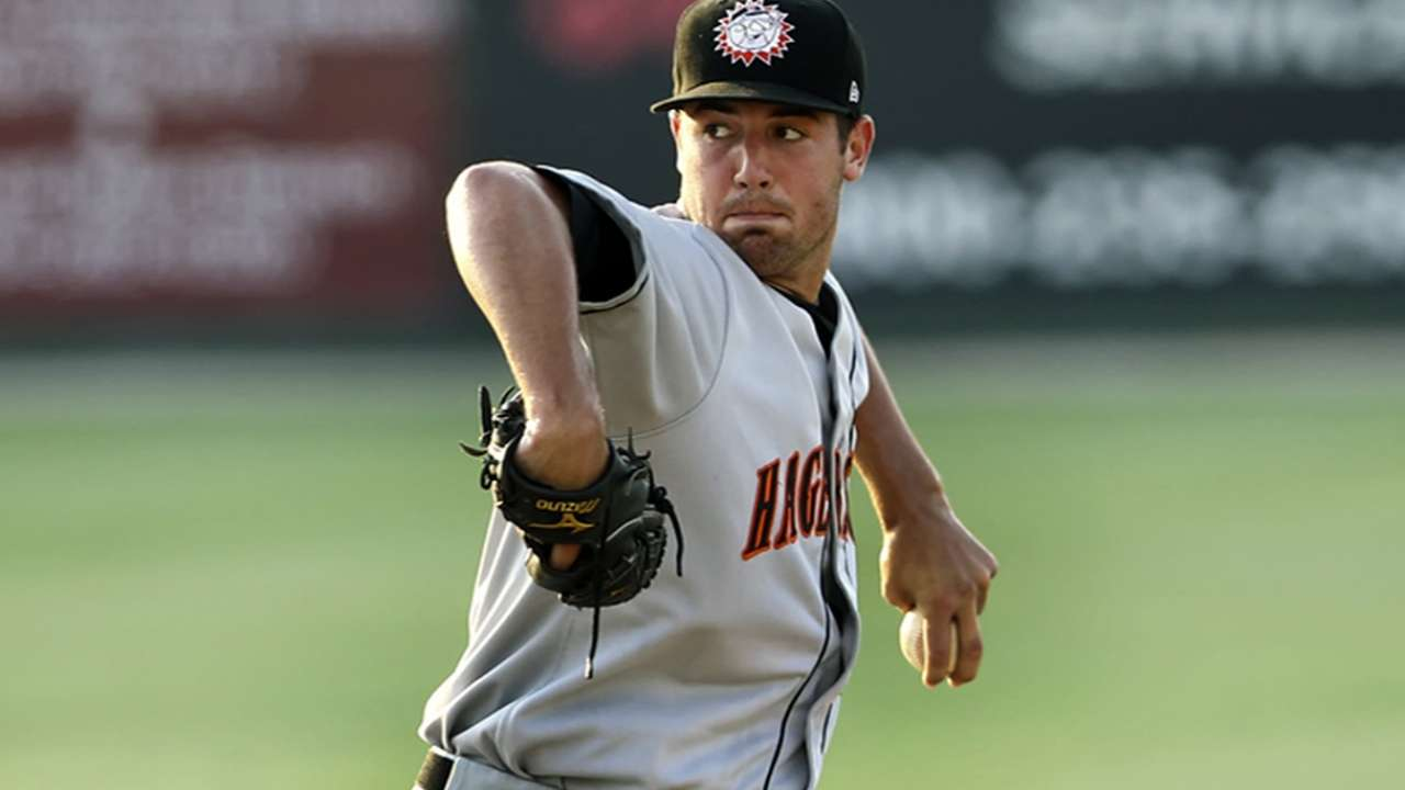 Top Tigers prospect Ray to start vs. Astros