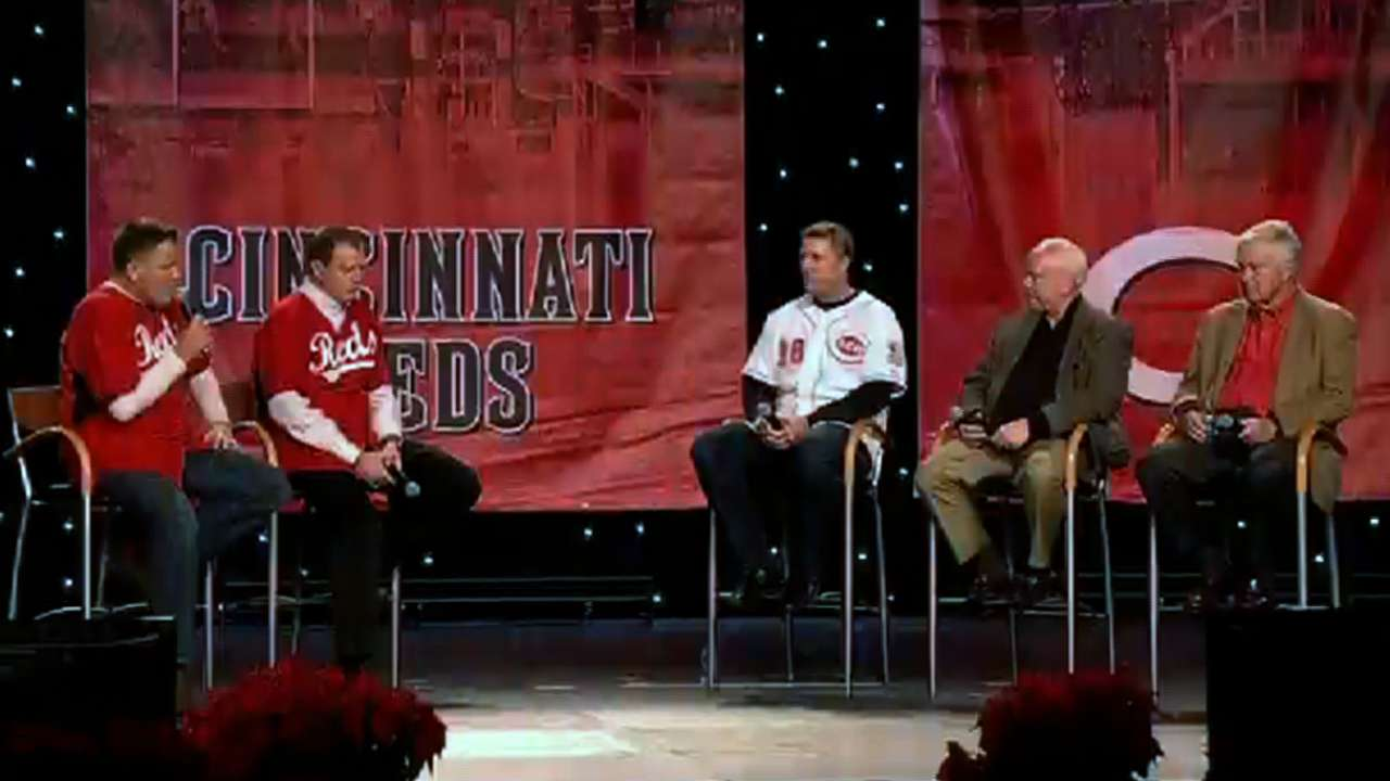 Castellini addresses Reds' issues, goals in 2014