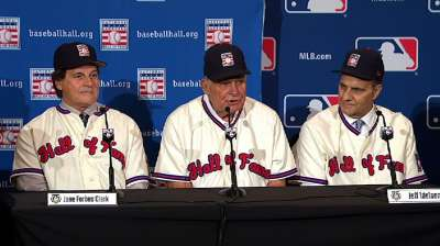 Trio to make Hall of Fame history in 2014