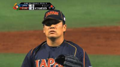 Rangers plan to place bid on Japanese ace Tanaka
