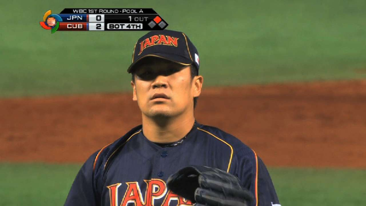 Inbox: Are D-backs in the running for Tanaka?
