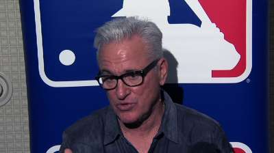 Maddon trying not to think about losing Price