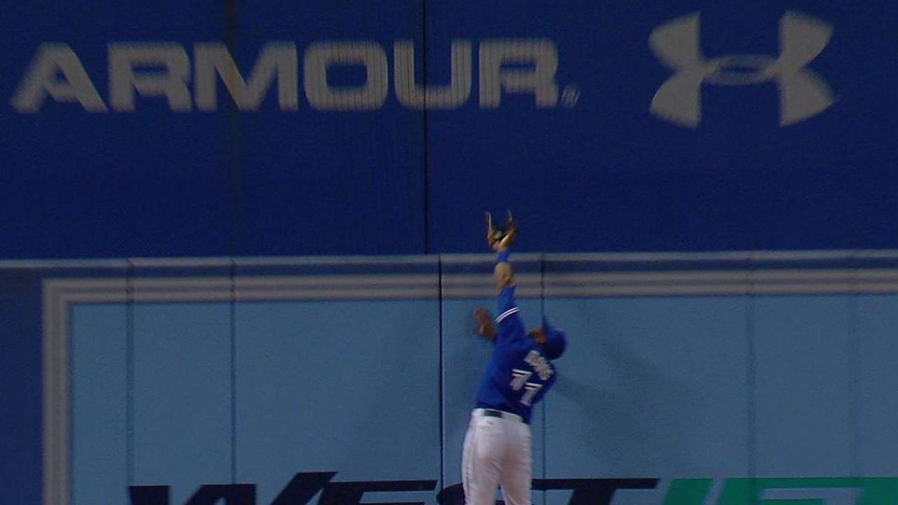Davis' incredible catch