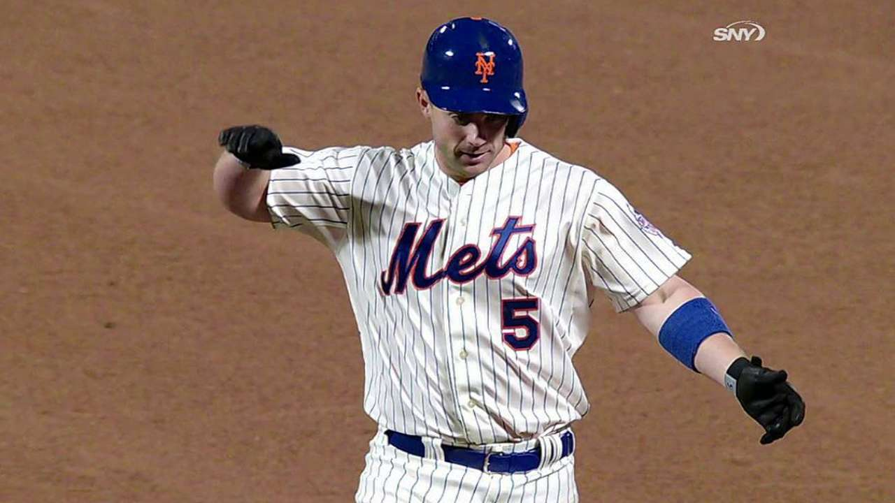 Mets move Wright to cleanup for first time this season