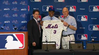 Granderson joins Mets, weighs in on 'true New Yorkers'