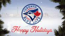 Season's greetings from the Blue Jays