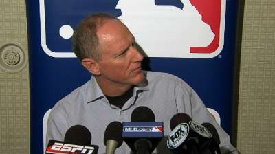 Eager to move on, Roenicke backs Braun