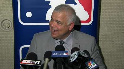 Renteria capitalizing on first Winter Meetings