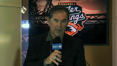 Bochy to present case for protecting catchers