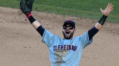 Tribe hungry for more after brief taste of postseason
