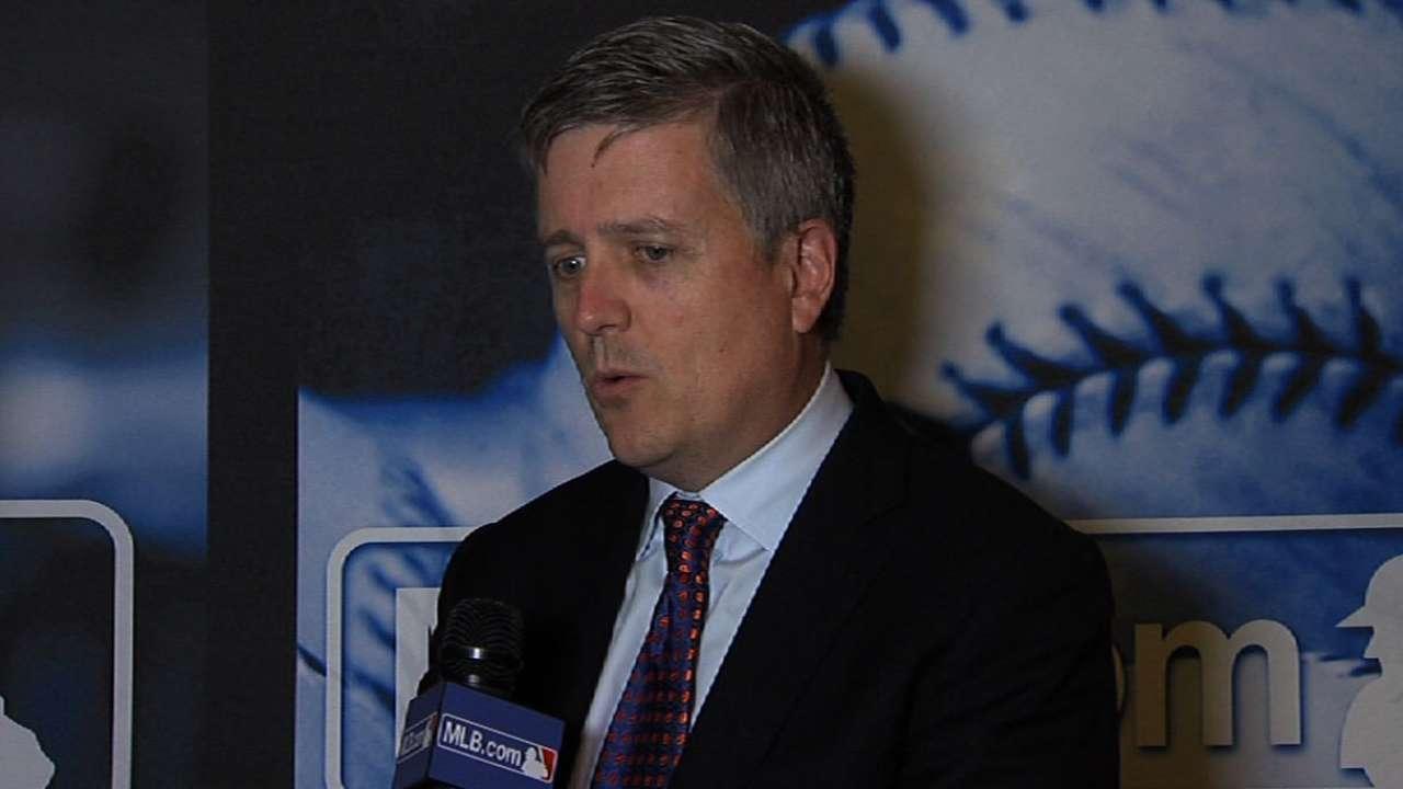 Astros desean ser un club más competitivo en 2014