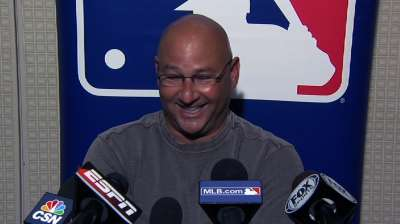 First-season success fuels Francona