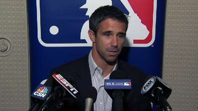 Ausmus preparing to form own identity at the helm