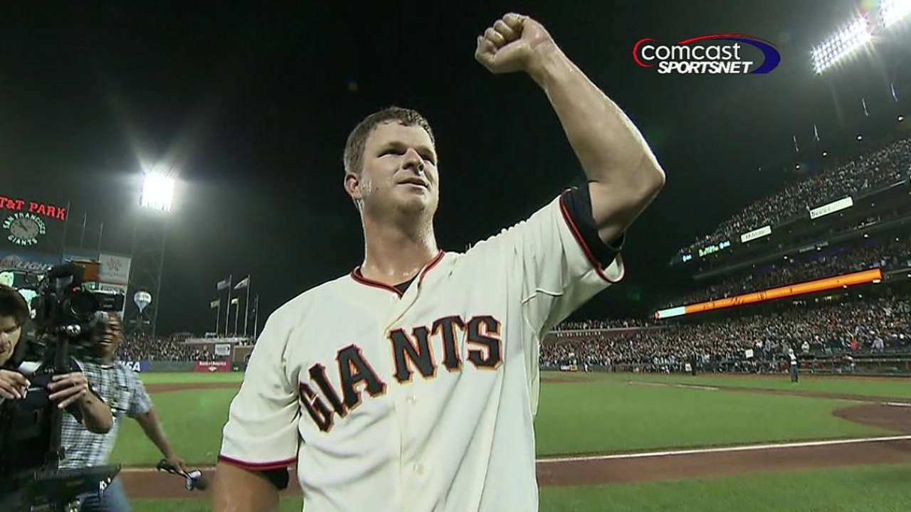 Cain completes perfect game
