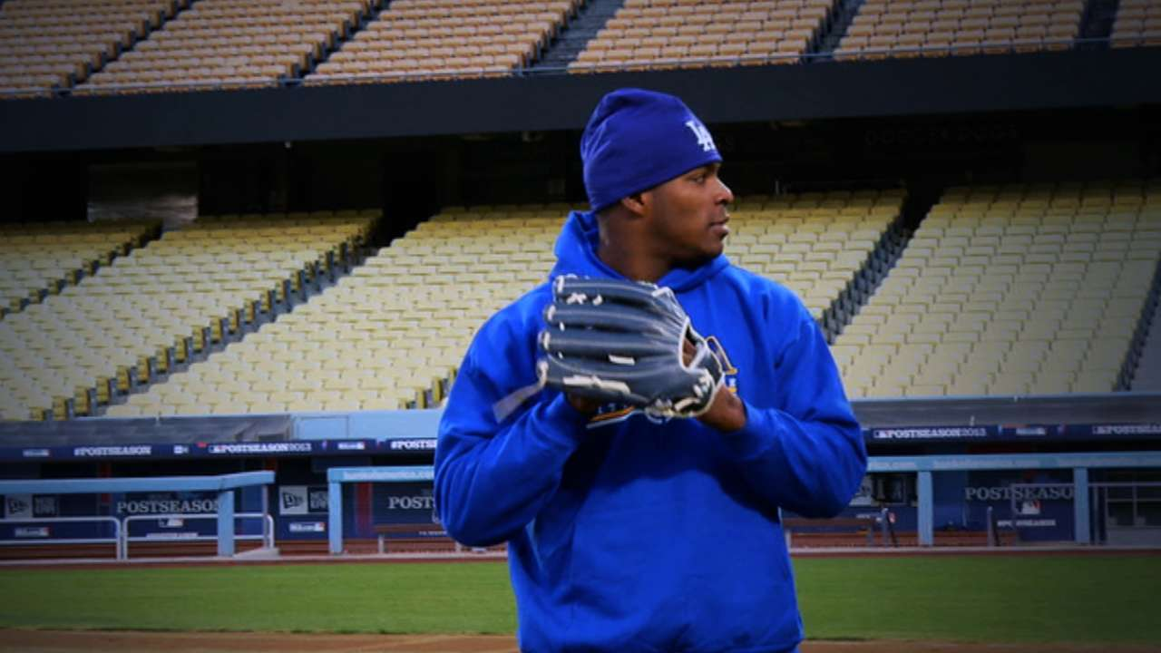 Puig's offseason a tale of two extremes