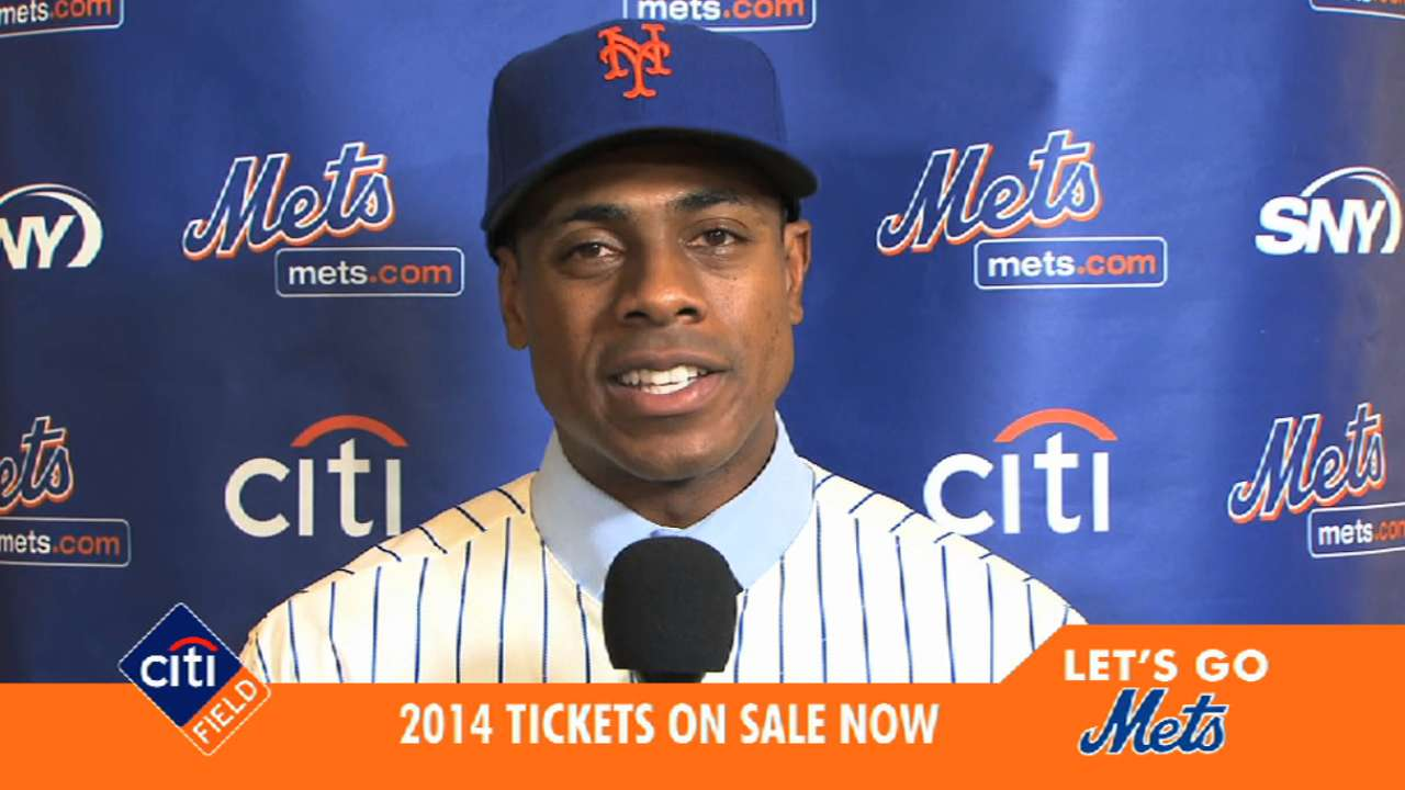 Opening Days always memorable for Granderson