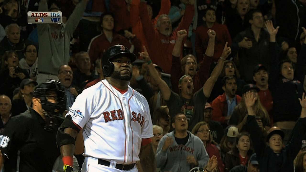 Hot Stove Roundup: Papi wants extension