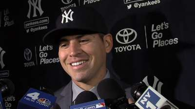 Ellsbury will be golden in the Bronx