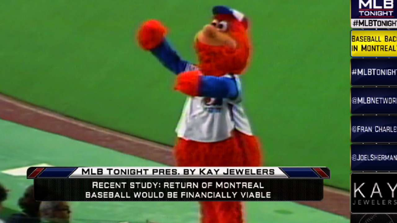Rogers Inbox: Baseball back in Montreal?