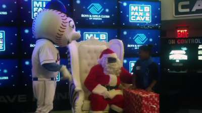 MLB hosts Winter Wishes with Boys & Girls Club
