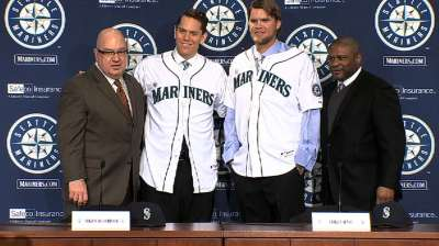Hart feels Mariners perfect choice for comeback