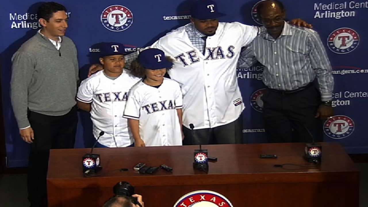 Inbox: Should the Rangers have Prince DH?