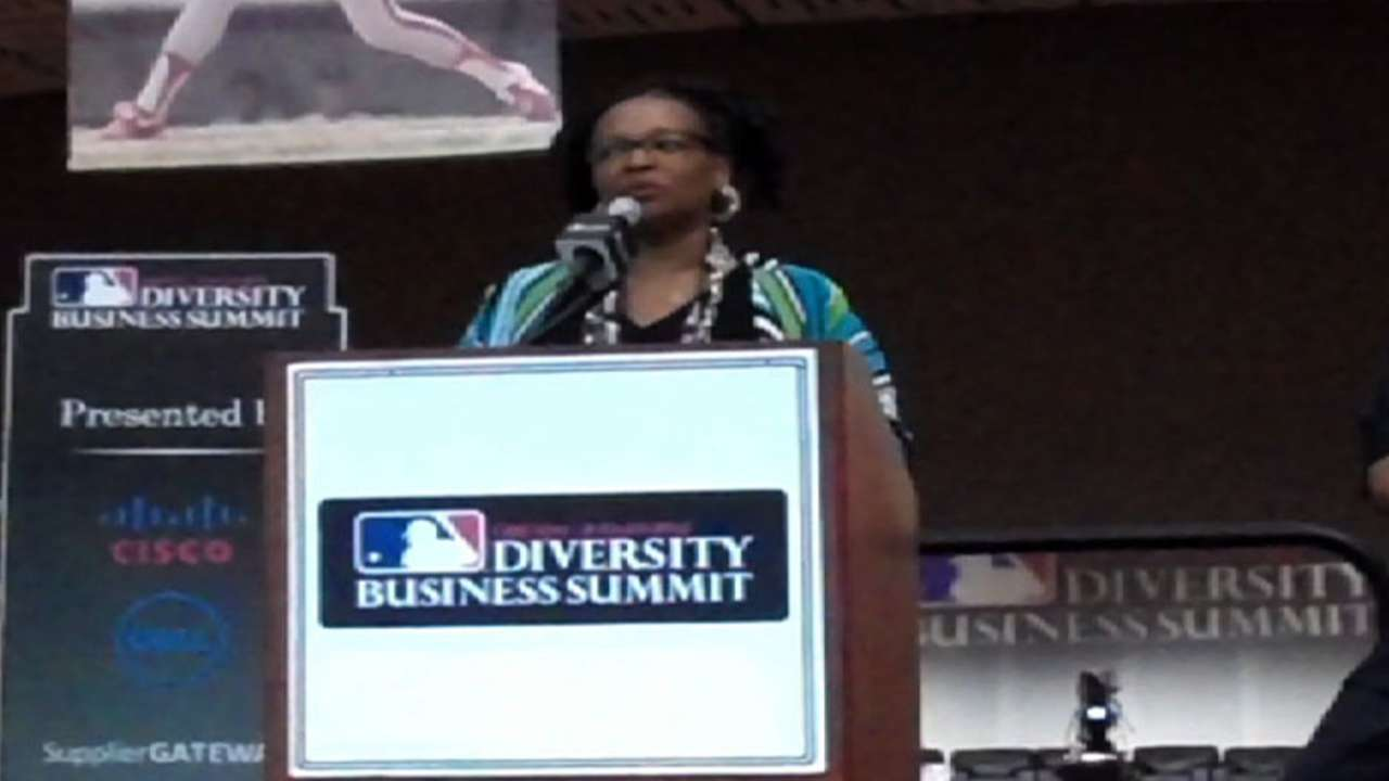 Astros proud co-hosts of Diversity Business Summit
