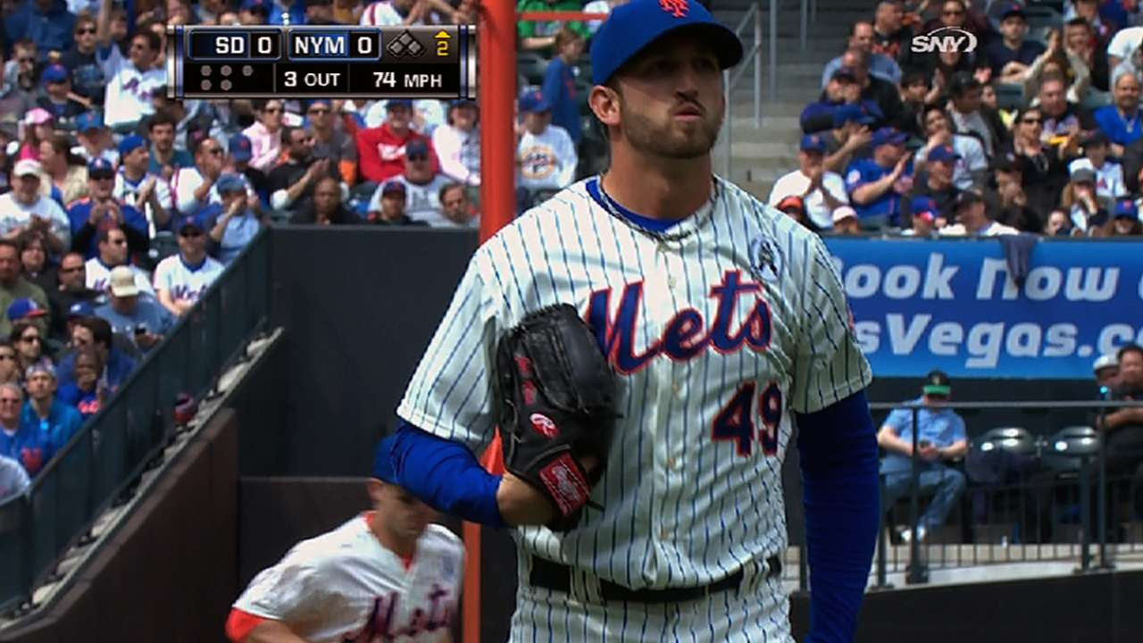 With start, Niese becomes a leader for Mets