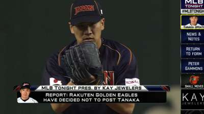 Rakuten holding all cards when it comes to Tanaka