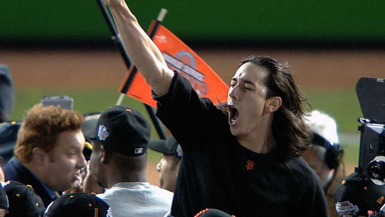 'Freak' at 30: Lincecum reflects, looks ahead in Q&A