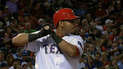Versatile Choo Seeks World Series Title With Rangers