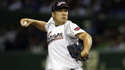 Mariners expected to be involved in Tanaka bidding