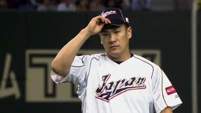 Hot Stove roundup: Pitching market focuses on Tanaka
