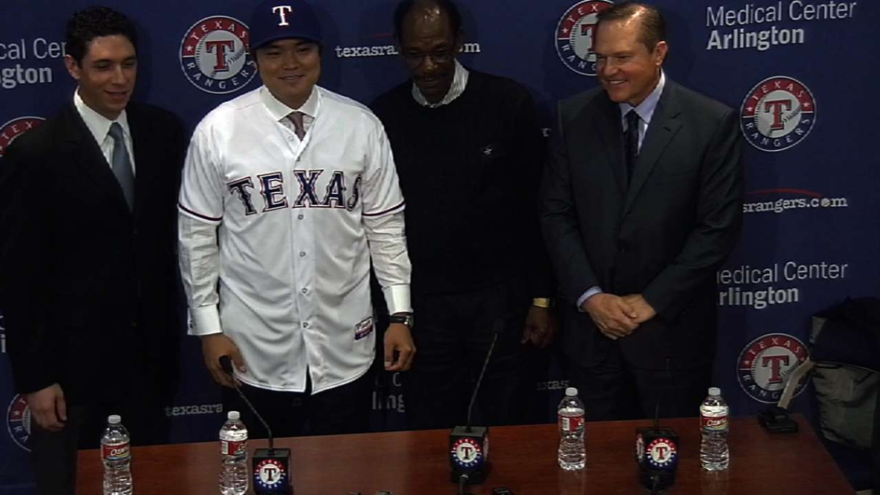 For Rangers, diversity soaring to new heights