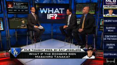 Hot Stove roundup: Tanaka a hot commodity