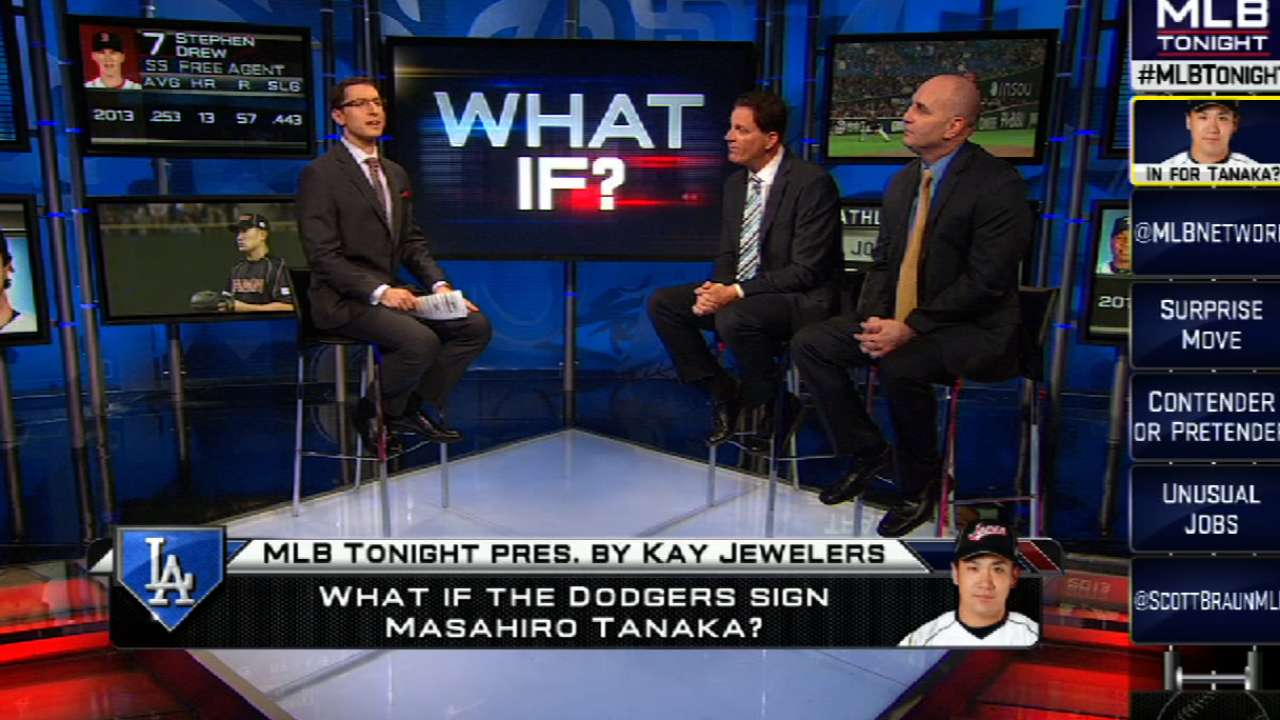 Inbox: How much are Yanks willing to spend on Tanaka?
