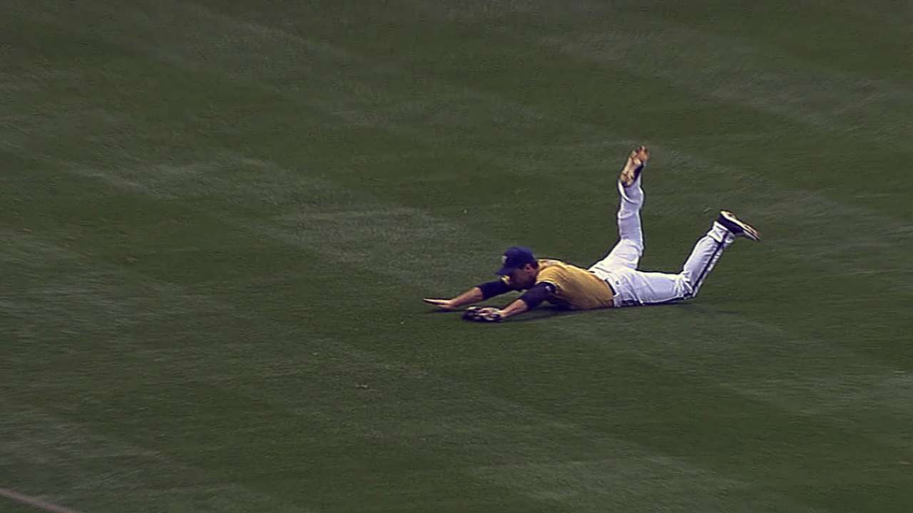 Brewers claw back but fall short against Cards