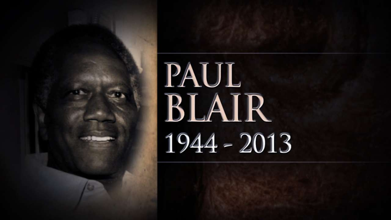 Blair remembered in hometown as all-time great