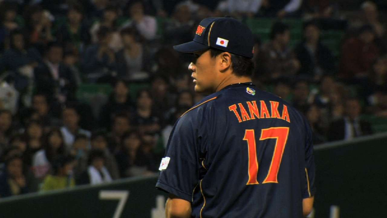 Yankees preparing to make pitch to Tanaka