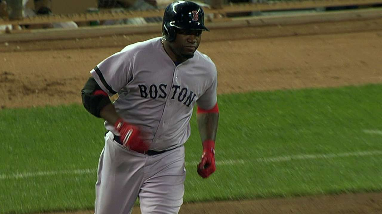 Powerball: Papi notches two homers, six RBIs