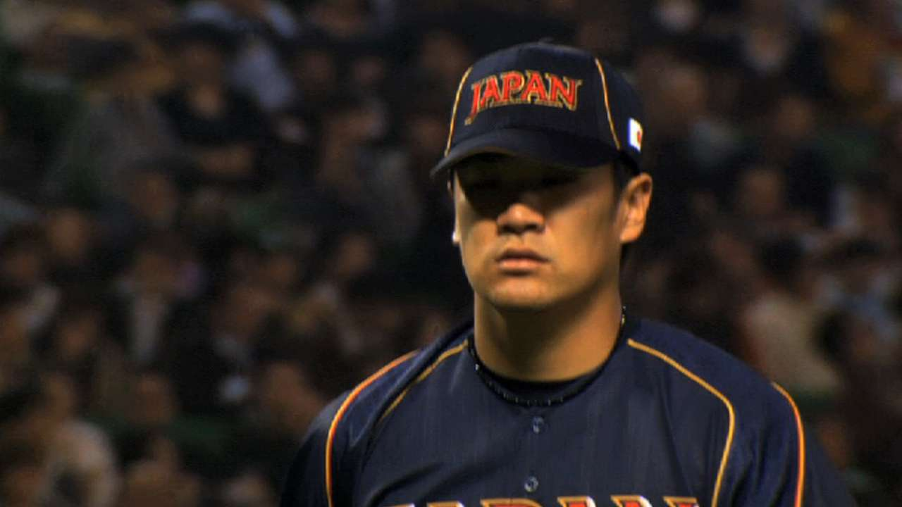 Report: Cubs, White Sox to meet with Tanaka