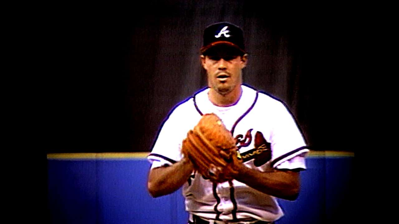 Maddux, Glavine exuded greatness early on