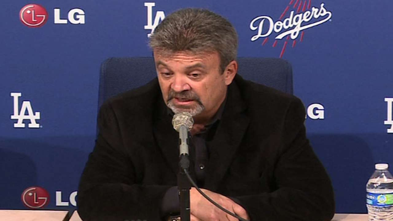 Snowed-in Mattingly gets three-year extension