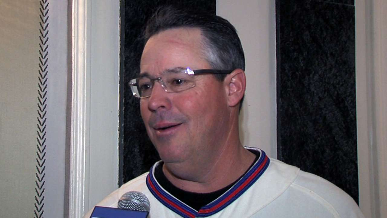 Maddux's work ethic, determination root of success