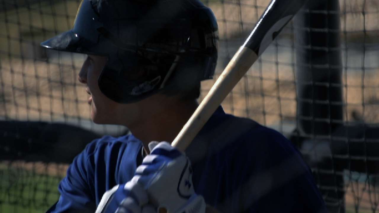 Seager, Urias named to Futures Game roster