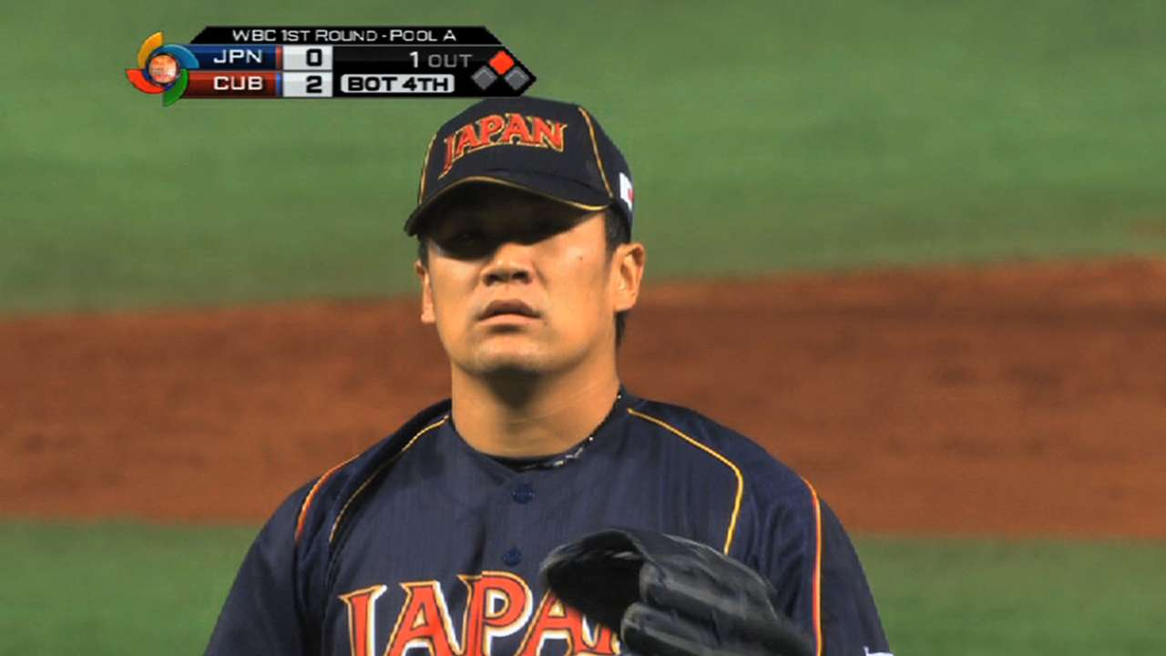 Tanaka could put White Sox on express track