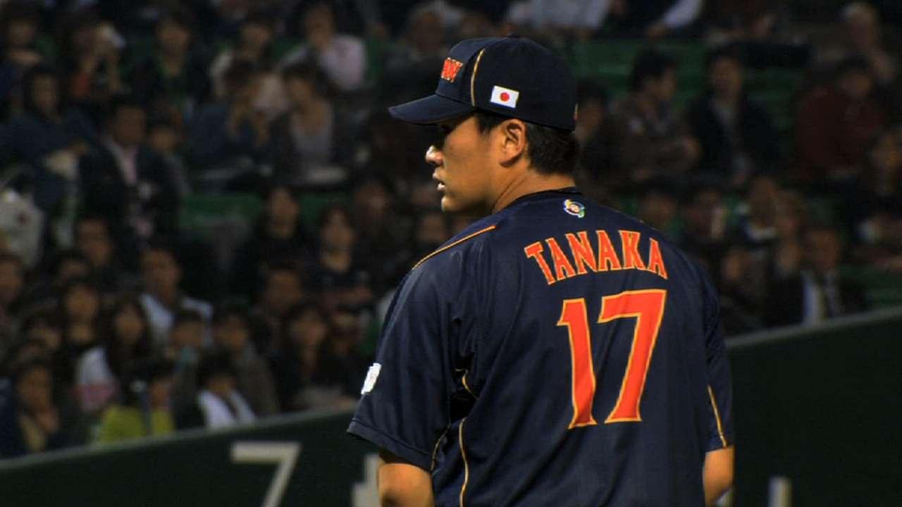 Rangers monitoring Tanaka situation closely